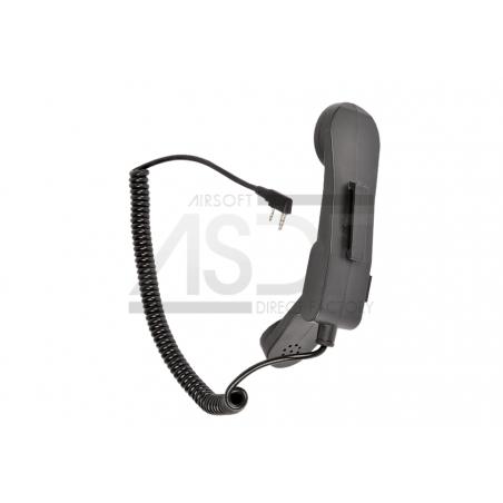 Ztactical - Combiné à main H-250 - Radio Kenwood-1809