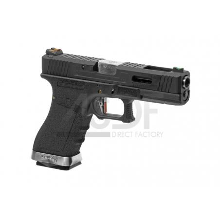WE - Série G17 Custom Metal Version GBB NOIR-24139