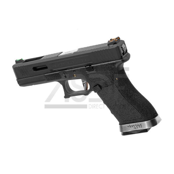WE - Série G17 Custom Metal Version GBB NOIR-24140