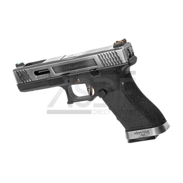 WE - Série G17 Custom Metal Version GBB DUAL TONE-24152