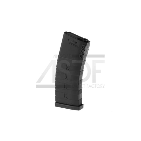 G&G - Chargeur Mid Cap GR16 Noir 120 billes-24218