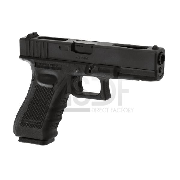 WE - G18c gen. 4 Noir GBB Gaz Blow Back-24451