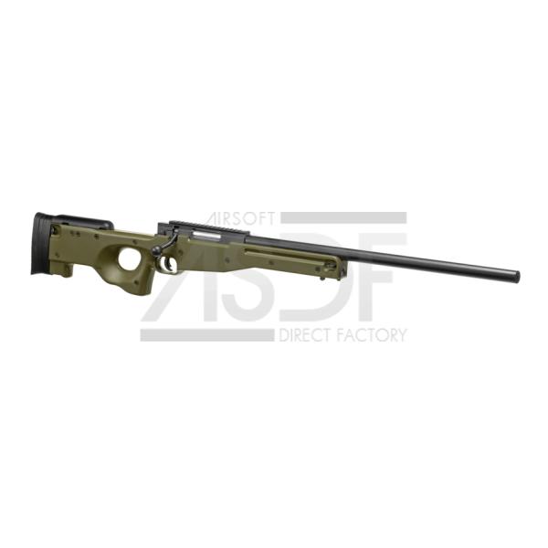 WELL - L96 AWP SET Sniper Rifle OD-4515