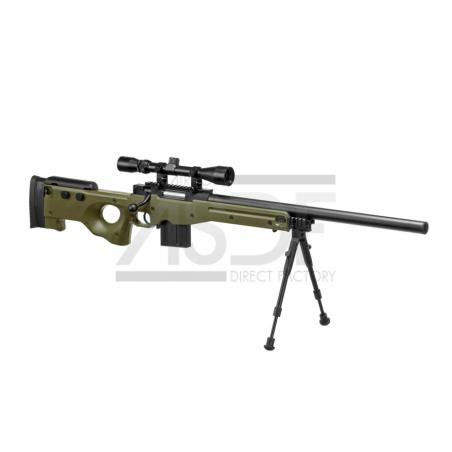 WELL - L96 AWP SET Sniper Rifle OD-4521