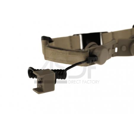 Z-Tactical - laryngo pour Z 029 - TAN-4655